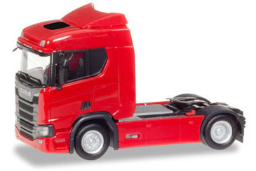 Herpa 307659 - Scania CR 20 (22.75) HD Tractor Red