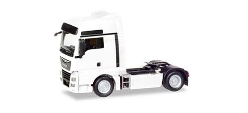 Herpa 308304 - MAN TGX XXL Euro 6C Tractor White