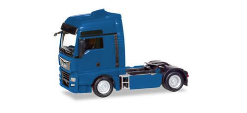 Herpa 308328 - MAN TGX XXL Euro 6C Tractor Blue