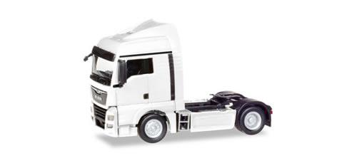 Herpa 308342 - MAN TGX XLX Euro 6C Tractor White
