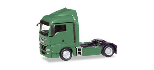 Herpa 308359 - MAN TGX XLX Euro 6C Tractor Green