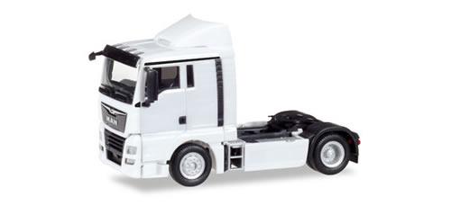 Herpa 308366 - MAN TGX XL Euro 6C Tractor White