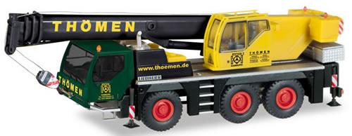 Herpa 308632 - Liebherr Mobile Crane Thomen