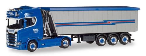 Herpa 308779 - Scania Cs, Dump Semi R. Speier