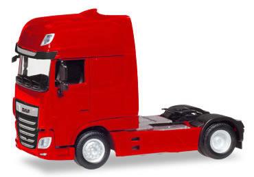 Herpa 309097 - DAF XF Euro 6 SSC Red