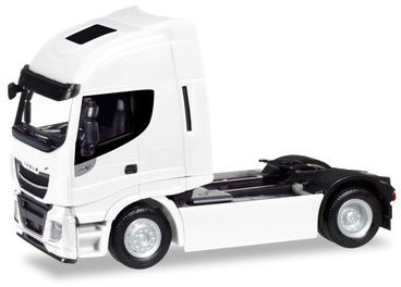 Herpa 309141 - Iveco Stralis Highway, XP White