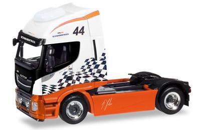 Herpa 309172 - Iveco Stralis Highway XP Schwabentruck