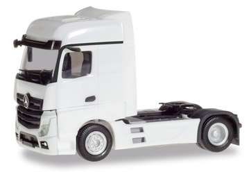 Herpa 309189 - Mercedes Actros Bigspace White