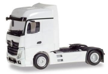 Herpa 309189 - Mercedes Actros Bigspace White