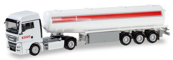 Herpa 309509 - MAN TGX Fuel Tanker Semi Esso