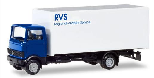 Herpa 309585 - Mercedes 813 Straight Truck RVS