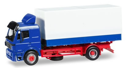 Herpa 309592 - Mercedes SK Canvas Cover Truck