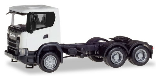 Herpa 309745 - Scania CG 17 Tractor White
