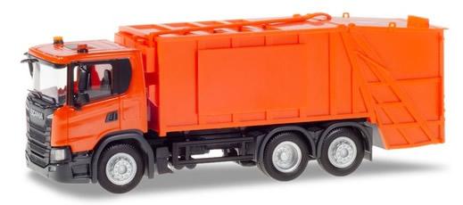 Herpa 309837 - Scania CG 17 Garbage Truck