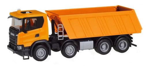 Herpa 309943 - Scania CG 17, 8X4 Dump Truck