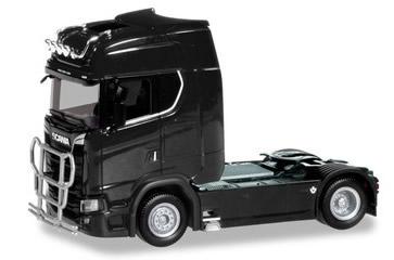 Herpa 310116 - Scania CS20 Highroof W/Bumper, Lightbar