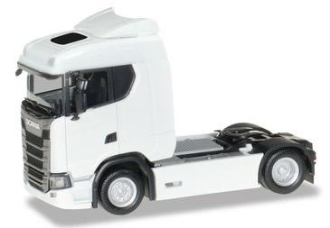 Herpa 310192 - Scania CS 20, Low Roof Tractor