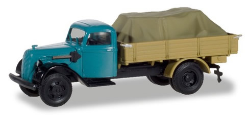 Herpa 310291 - Ford V 3000 Pick-Up, Canvas Cover