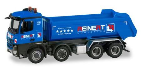 Herpa 310499 - Mercedes Arocs Dump Truck Reinert