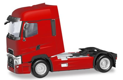 Herpa 310635 - Renault T Tractor Red