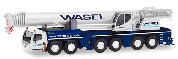 Herpa 310697 - Liebherr LTM 1300-6.2 Mobile Crane Wasel
