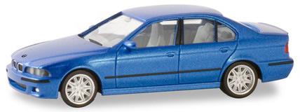 Herpa 32643 - BMW M5 Metallic