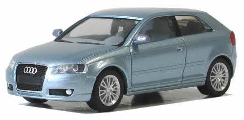 Herpa 33374 - Audi A3 Facelift Met.