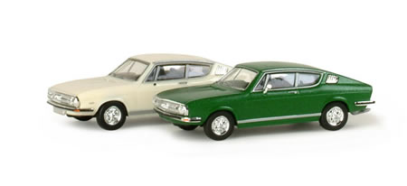 Herpa 33701 - Audi 100 S Coupe (16.75)