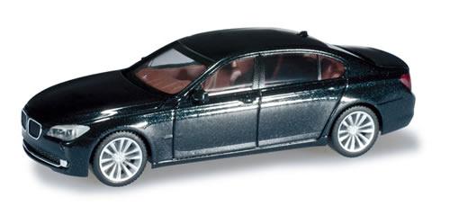 Herpa 34098 - BMW 7 08T, metallic