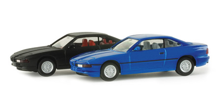 Herpa 34142 - BMW 850I Coupe (13.95)