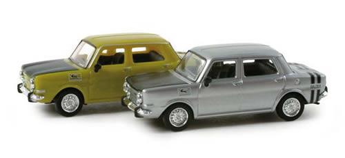 Herpa 34357 - Simca Rallye 2