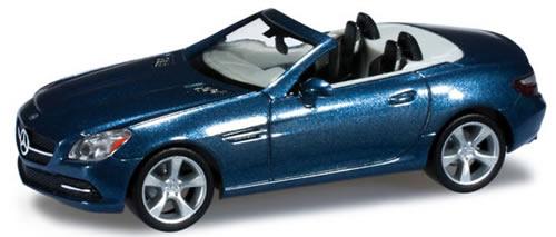 Herpa 34814 - Mercedes SLK Roadster