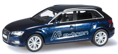 Herpa 38188 - Audi A3 Sportback G-Tron