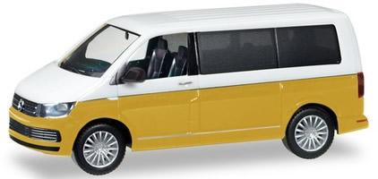Herpa 38730 - VW T6 Passenger/Cargo Van 2 Tone