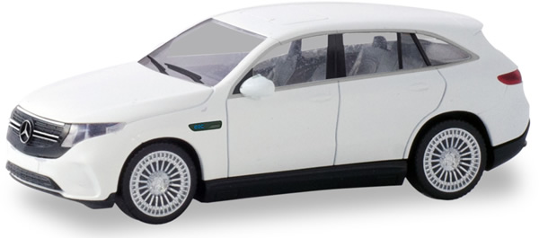 Herpa 420426 - Mercedes Eqc AMG Electric SUV