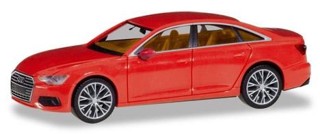 Herpa 430678 - Audi A6 Sedan 2 Color Rims