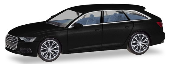 Herpa 430685 - Audi A6 Touring 2 Color Rims