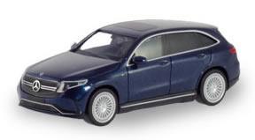 Herpa 430715 - Mercedes Eqc AMG Electric SUV