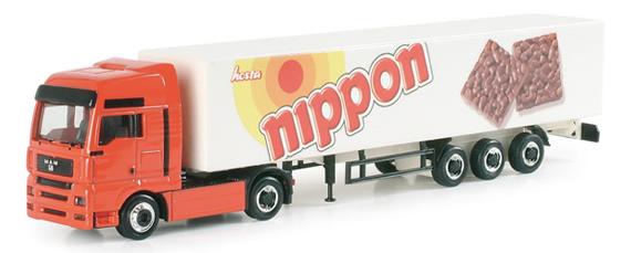 Herpa 451260 - MAN TGA XXL (17.95) Nippon