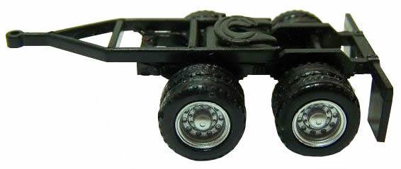 Herpa 460010 - Dual Axle Conv. Dolly - A-Train