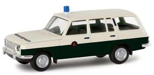 Herpa 48200 - Wartburg Tourist 66 East german police