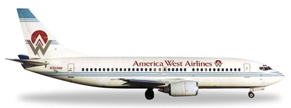 Herpa 500302 - Boeing 737 500302-001 America West