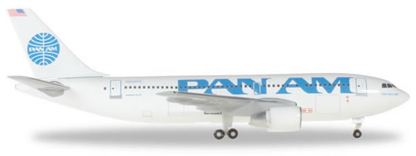 Herpa 500920 - Airbus 310 Pan Am - 25 Years Herpa Wings Ed.