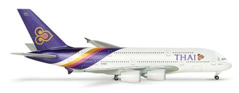 Herpa 502306 - Airbus 380-800 Thai Airways