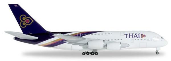 Herpa 502309 - Airbus 380 502306-003 Thai Airways