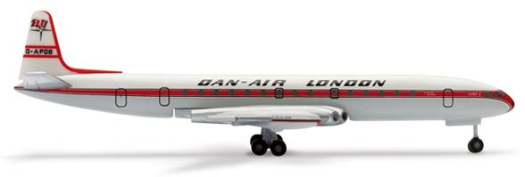 Herpa 504713 - De Havilland Comet IV (31.75) Dan-Air