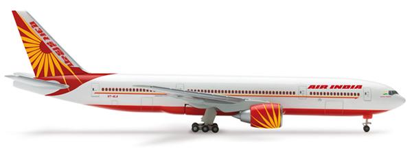 Herpa 505277 - Boeing 777-200 LR (43.50) Air India