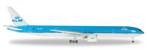 Herpa 506282 - Boeing 777-300er 506281-001 KLM