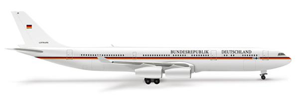 Herpa 507585 - Airbus 340-300 German Air Force