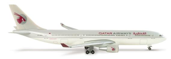 Herpa 508537 - Airbus 330-200 (36.75) Qatar Airways